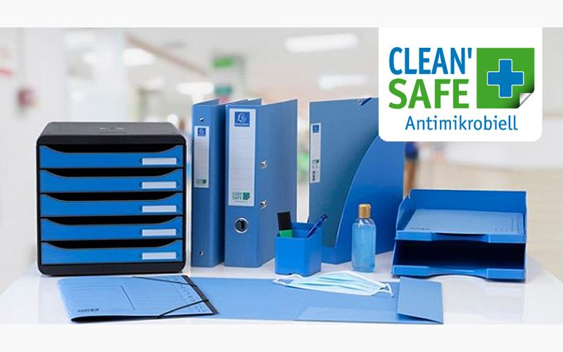 Exacompta CleanSafe – für eine hygienische Ablage
