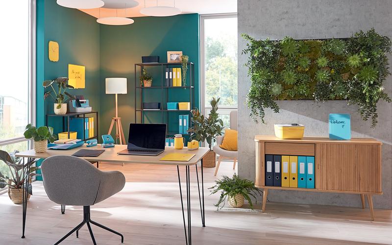 Leitz Cosy – für ein gemütliches Home Office
