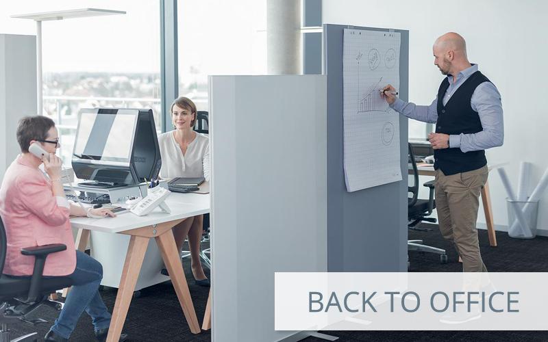 Back to Office – Vom Homeoffice zurück ins Büro